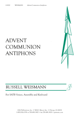 Music: Advent Communion Antiphons