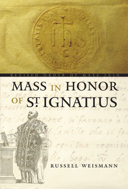 Music: Mass in Honor of Saint Ignatius